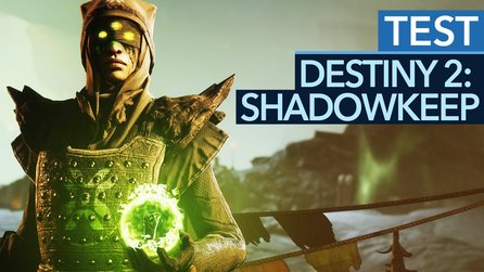 Destiny 2: Shadowkeep - Test-Video zum Bezahl-Addon