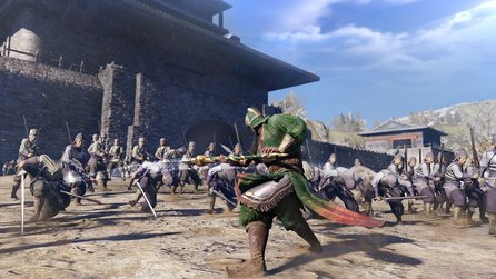 Dynasty Warriors 9 - Frisches Gameplay von der ChinaJoy 2017