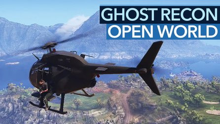 Ghost Recon: Wildlands - Video: Spieler, schaut auf diese Open World!