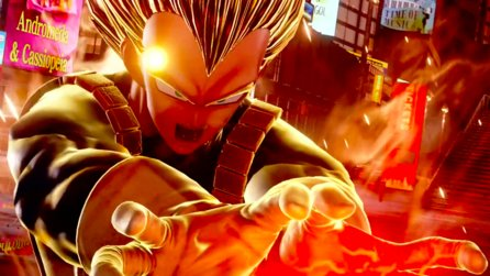 Jump Force - Gameplay-Trailer stellt 4 neue Charaktere vor