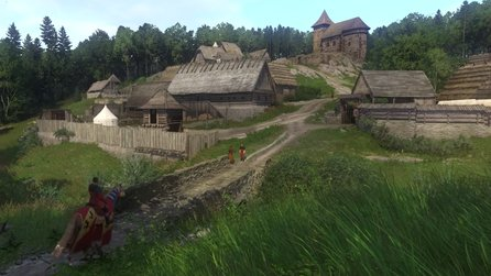 Kingdom Come: Deliverance - Erster DLC From the Ashes ab heute verfügbar, Gameplay-Trailer