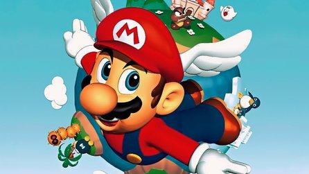 Super Mario 64 Ds Tests Artikel Videos Mehr Gamepro