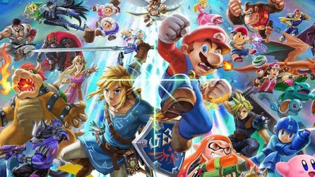 Super Smash Bros. Ultimate im Test - Fulminantes Prügelfestival