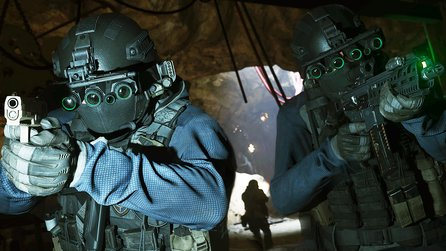 Technik-Vorteile der PC-Version von Call of Duty: Modern Warfare im neuen Trailer