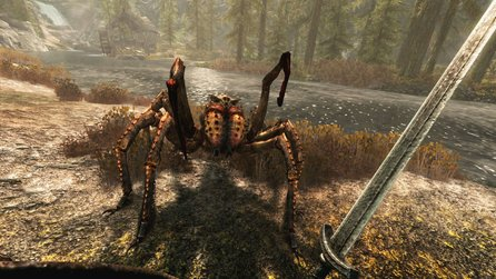The Elder Scrolls 5: Skyrim VR - Video: So spielt sich die PlayStation-VR-Version