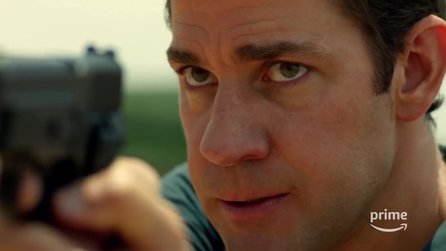 Tom Clancy's Jack Ryan - Neuer Action-Trailer zur Serie mit John Krasinski auf Amazon