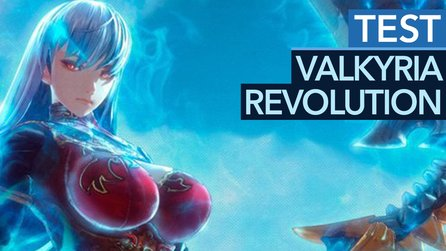 Valkyria Revolution - Test-Video zum Anime-Kriegsspiel