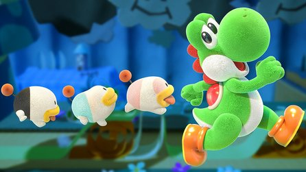 Yoshi's Crafted World im Test - Das erste große Switch-Highlight 2019