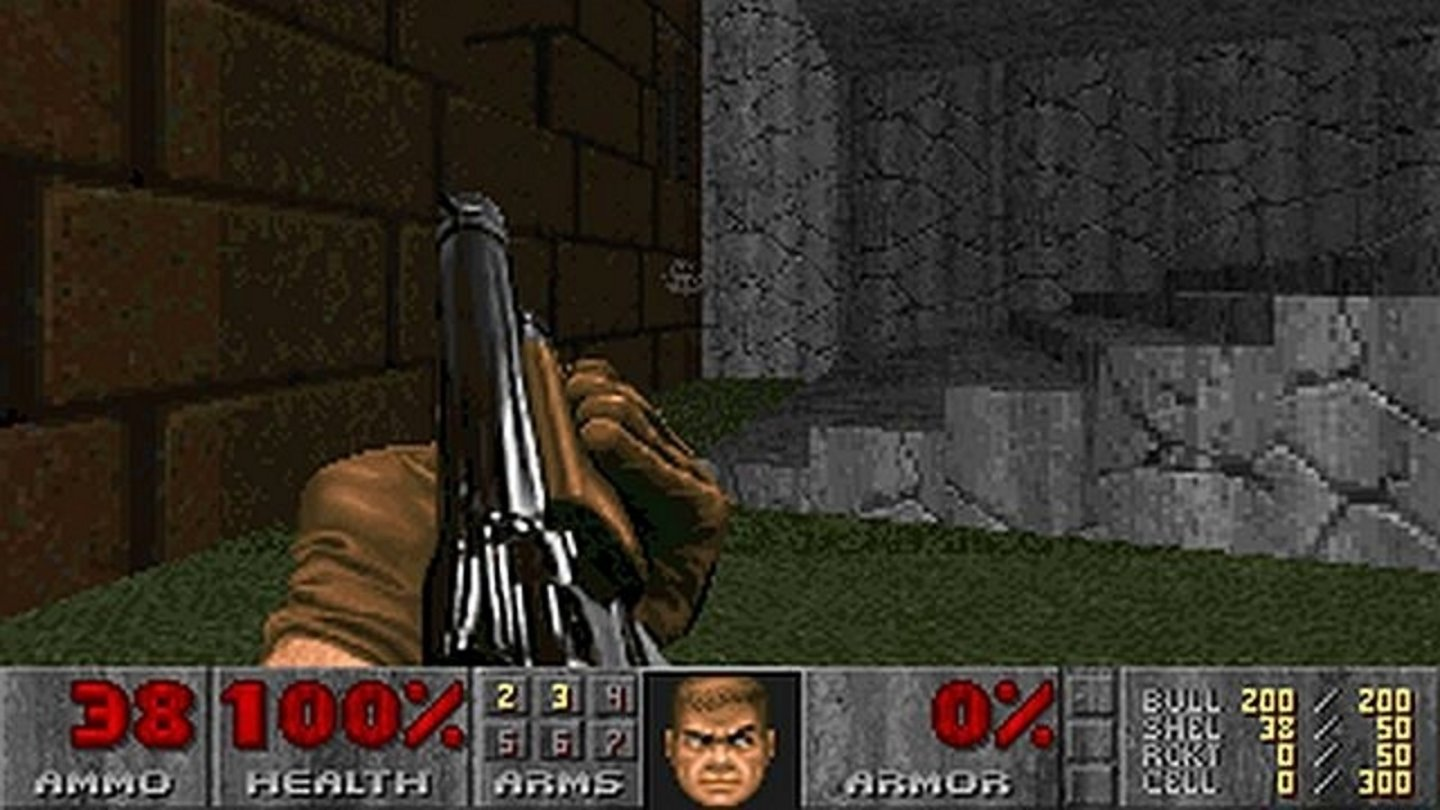 1995: Doom 2Id Tech 1 (Doom Engine)