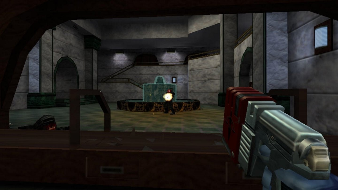 1998: SiNId Tech 2 (Quake II Engine)