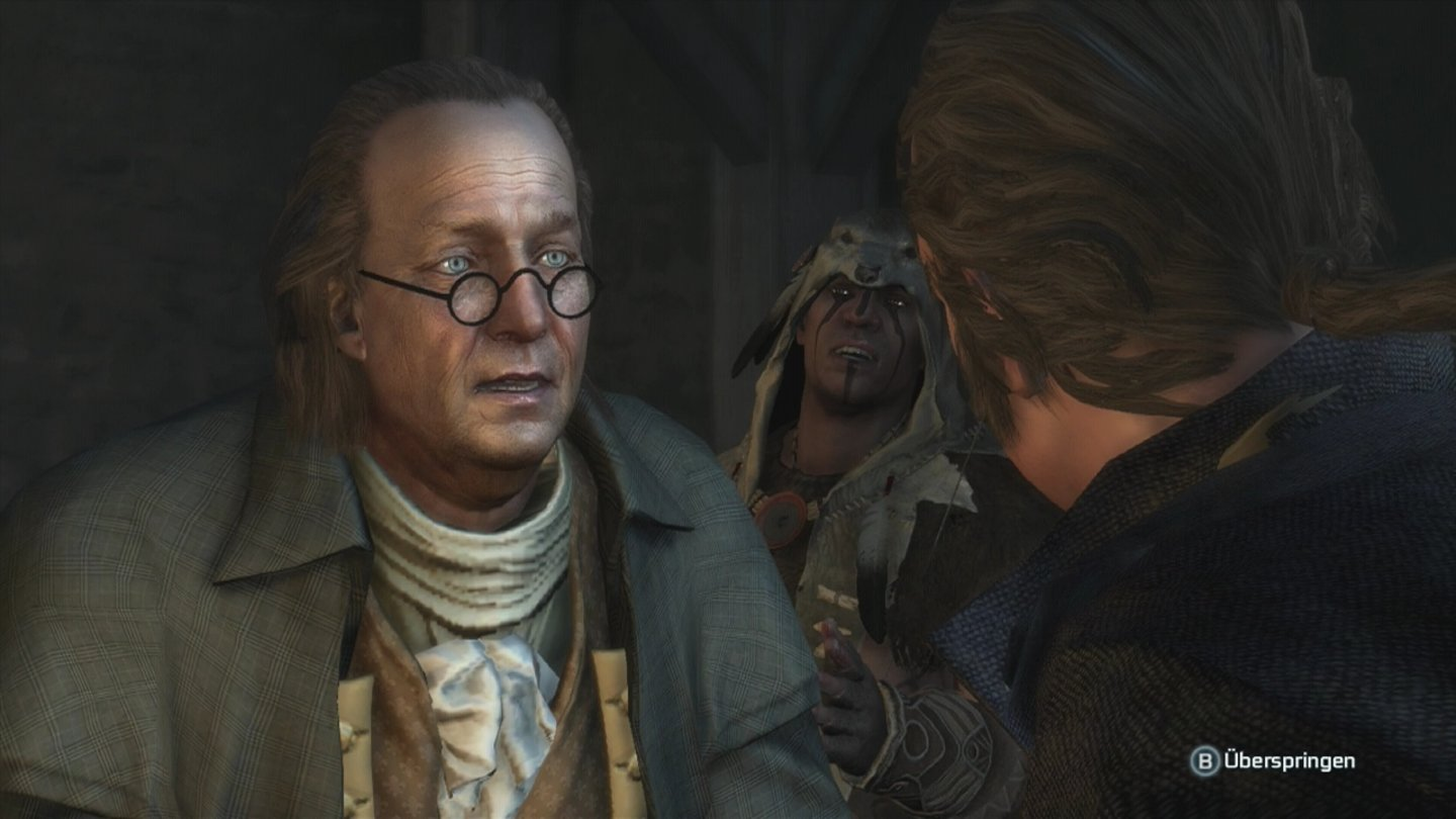 Assassin's Creed 3: Die Tyrannei des Königs Washington