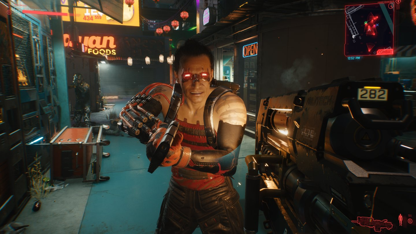 Cyberpunk 2077- Screenshots