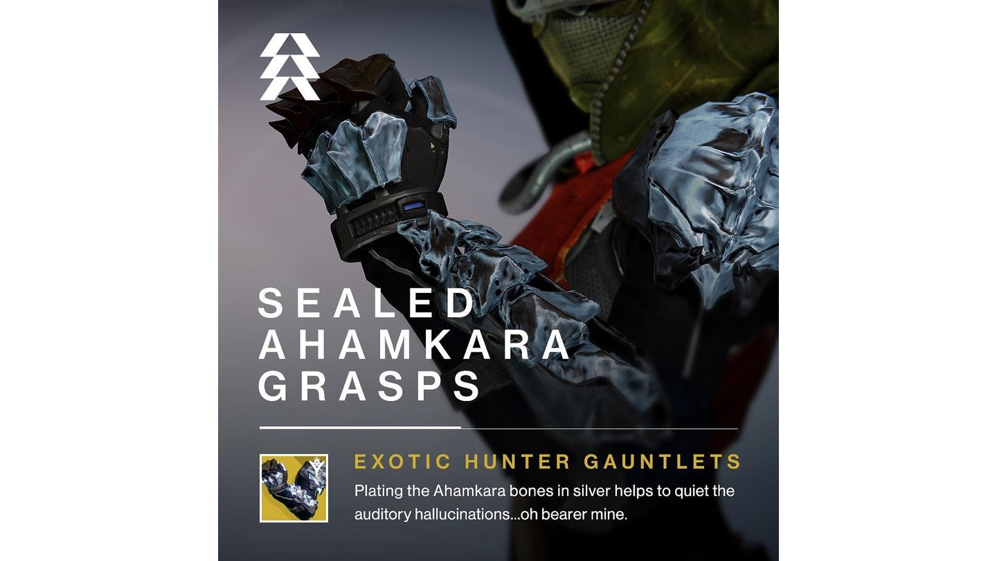 Destiny: The Taken King - Exotics