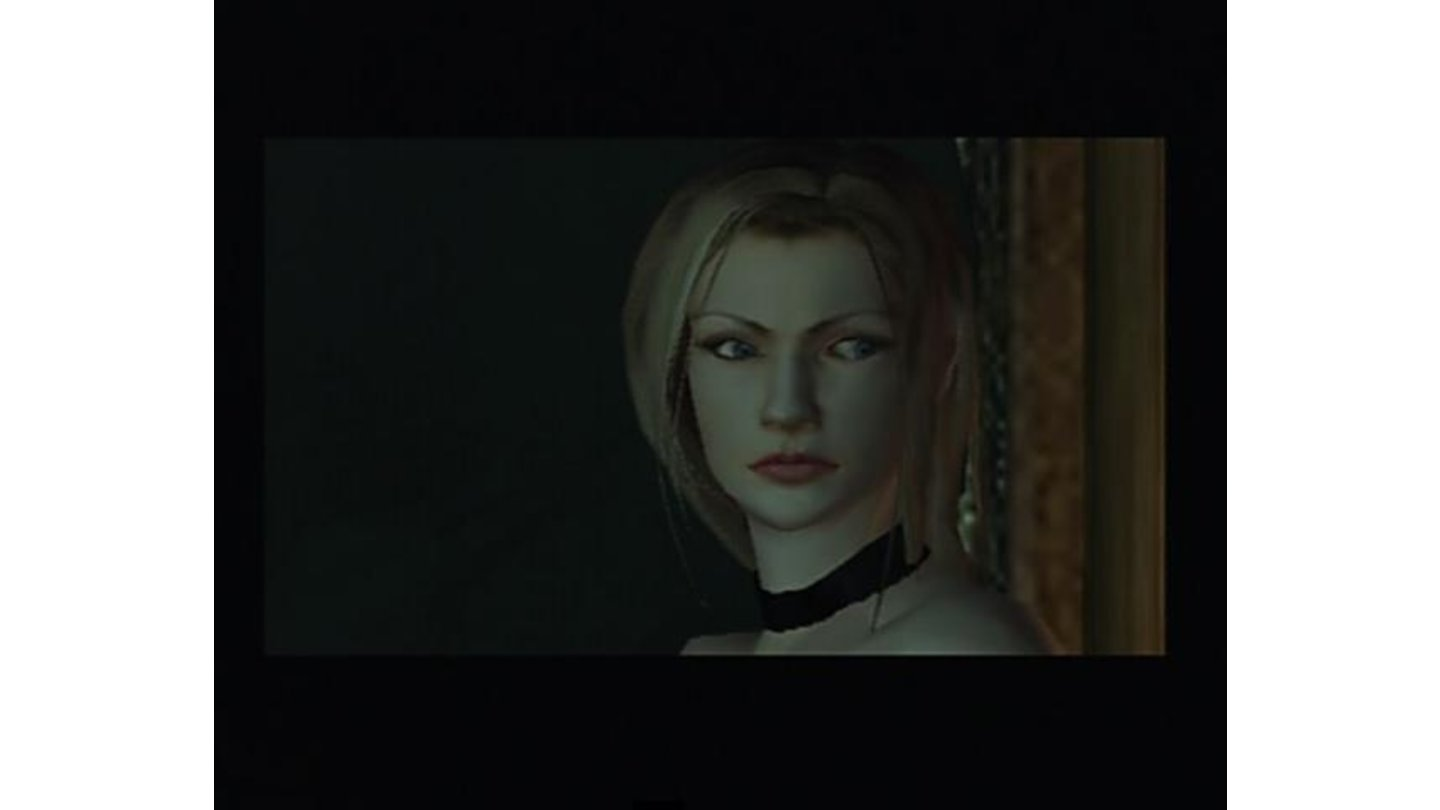 There is something very familiar about Trish and you will find out why Dante has a weak spot for her as you progress throughout the game.