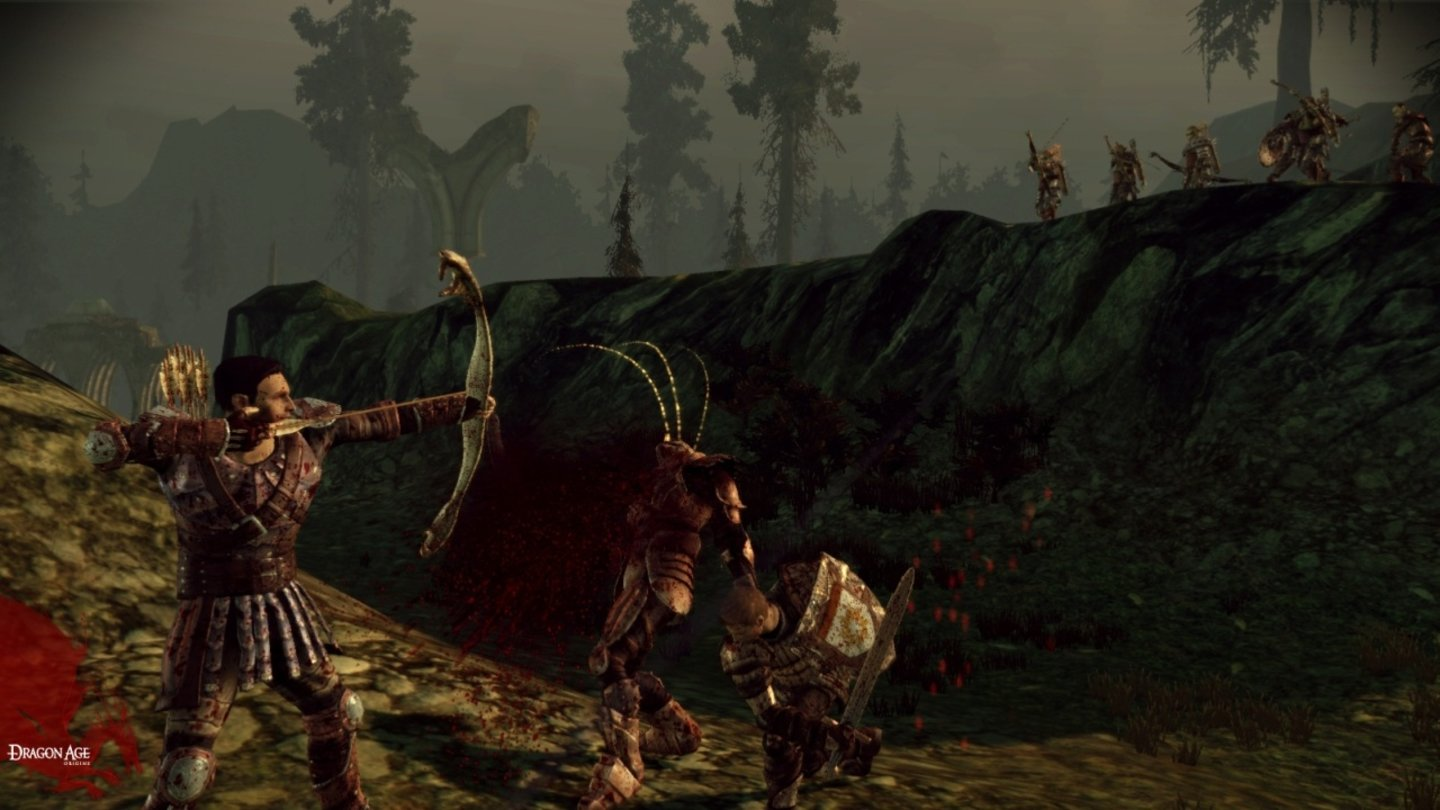 Dragon Age: Origins [360]