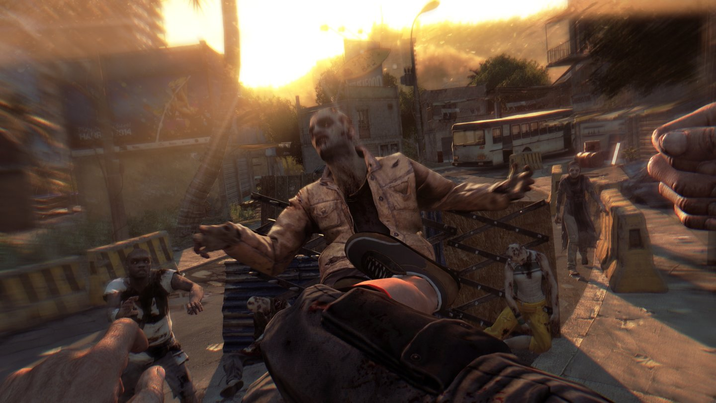 Dying Light - Screenshots von der Gamescom 2013