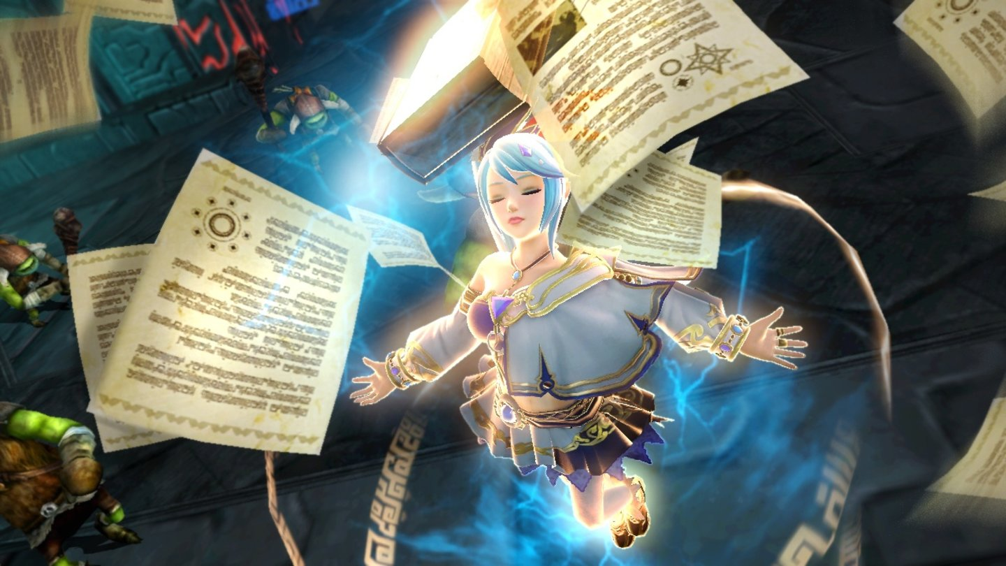 Hyrule Warriors Screenshots