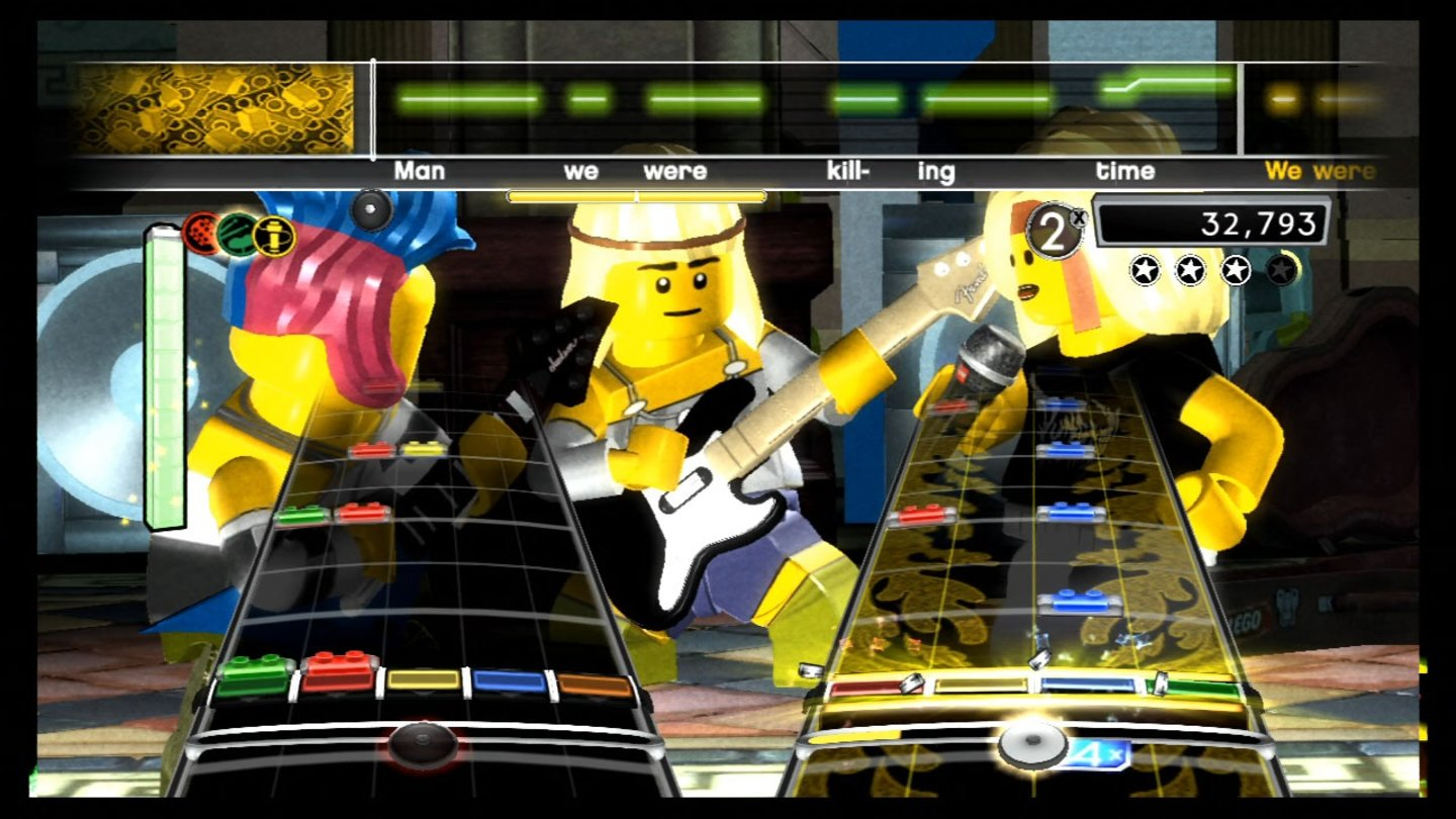 Lego Rock Band [Xbox 360, PlayStation 3]