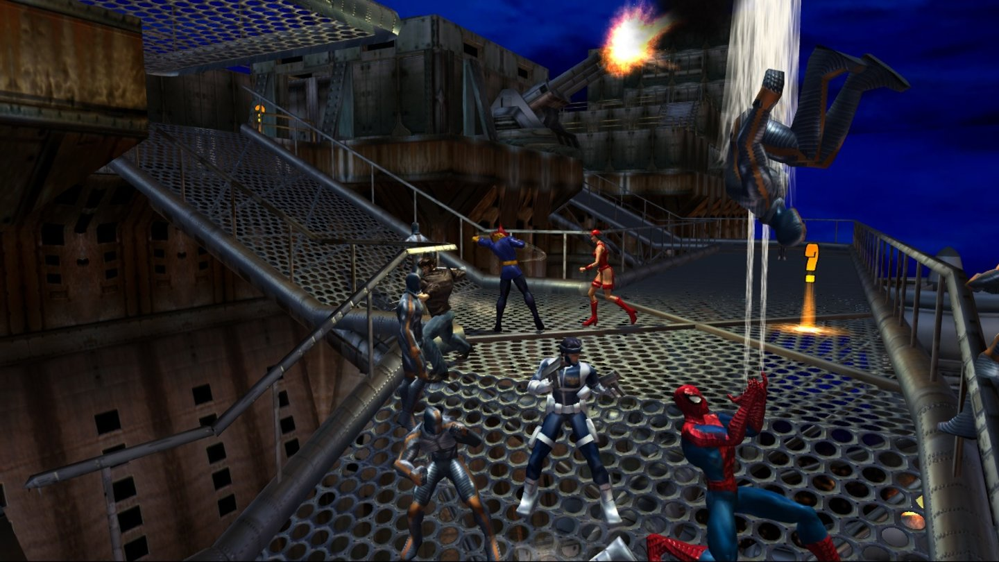 Marvel Ultimate Alliance 7