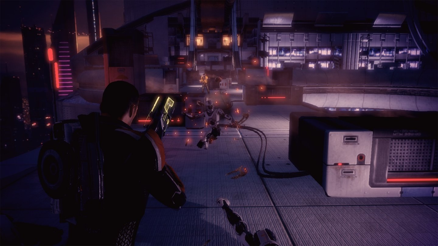Mass Effect 2 - Screenshots (E3 2009)