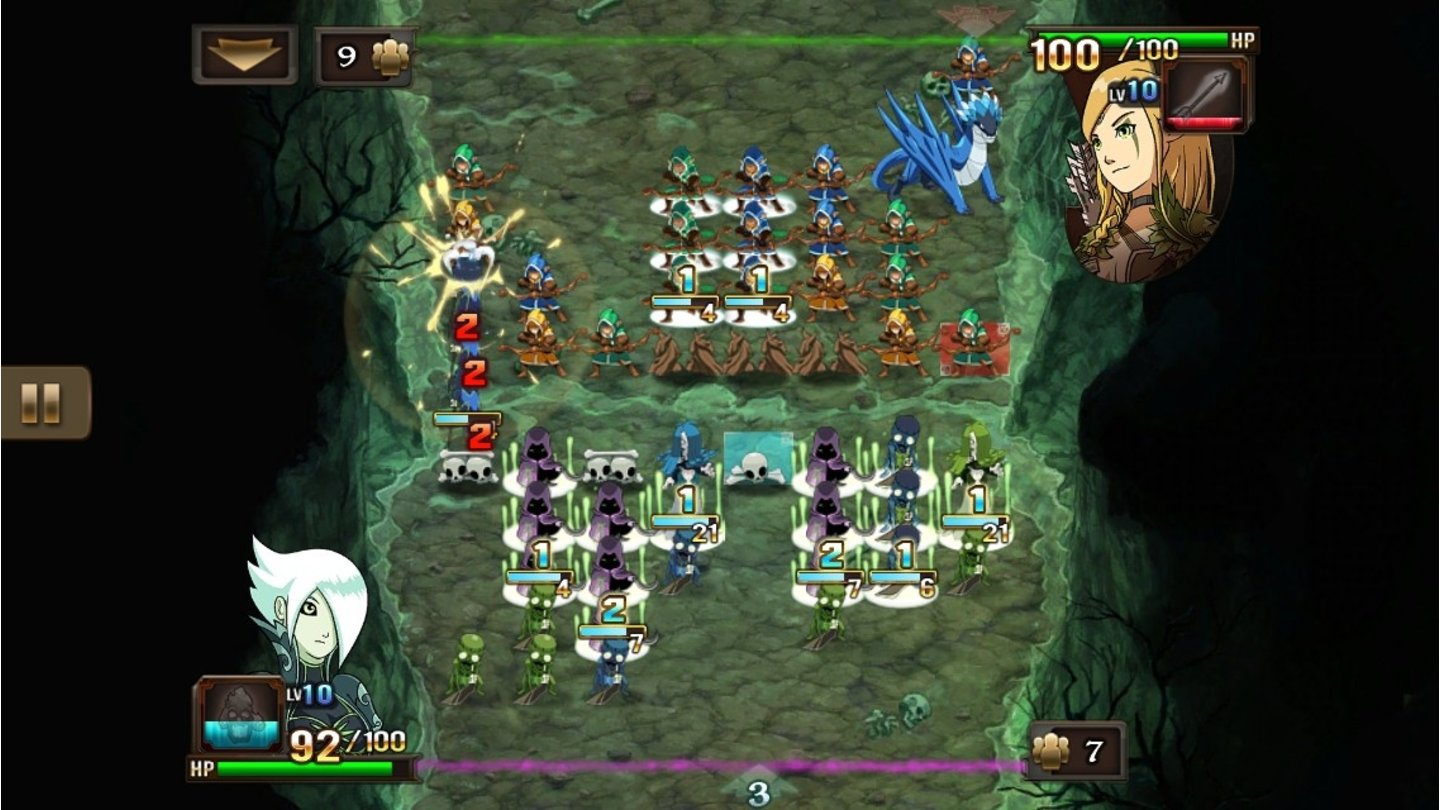 Might and Magic Clash of Heroes 05