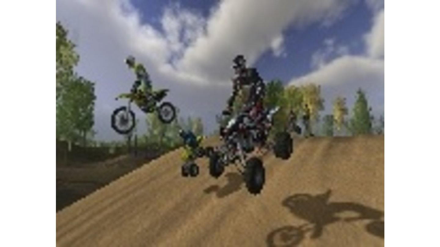 MX vs. ATV Unleashed 3