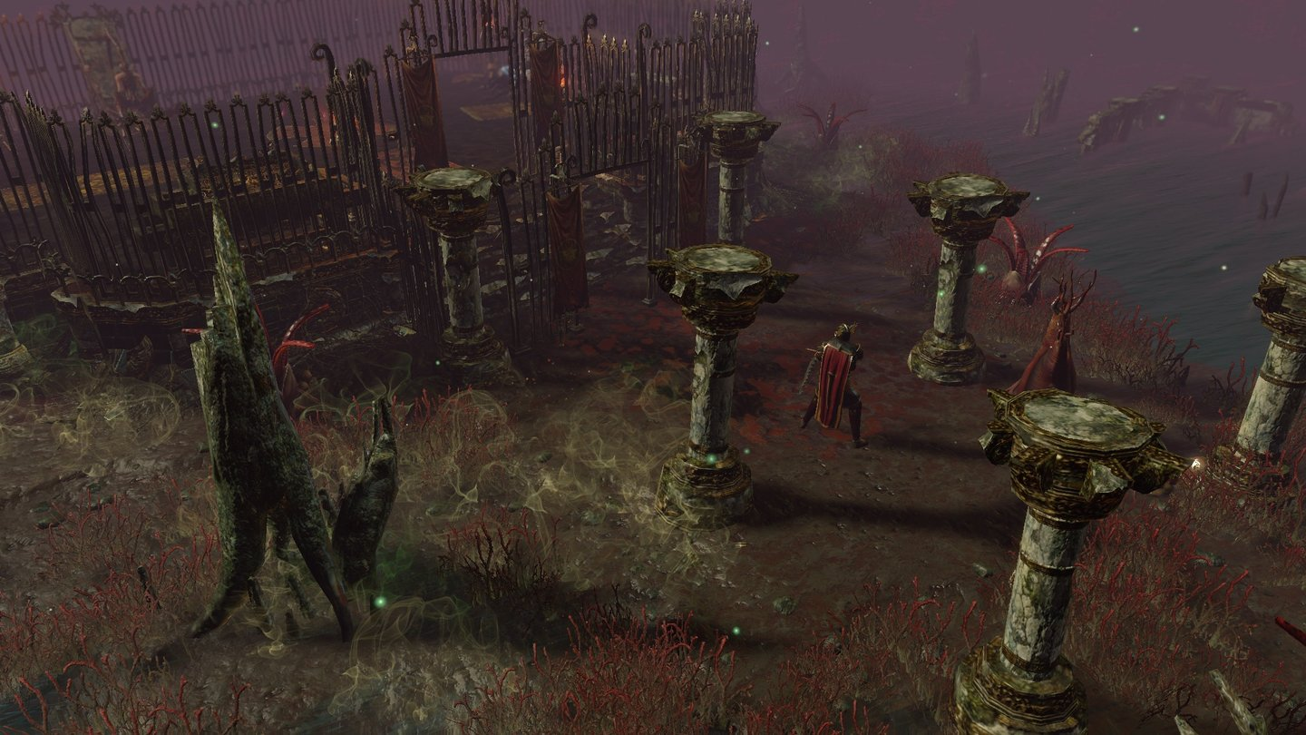 Path of Exile - The Fall of Oriath - Screenshot 09