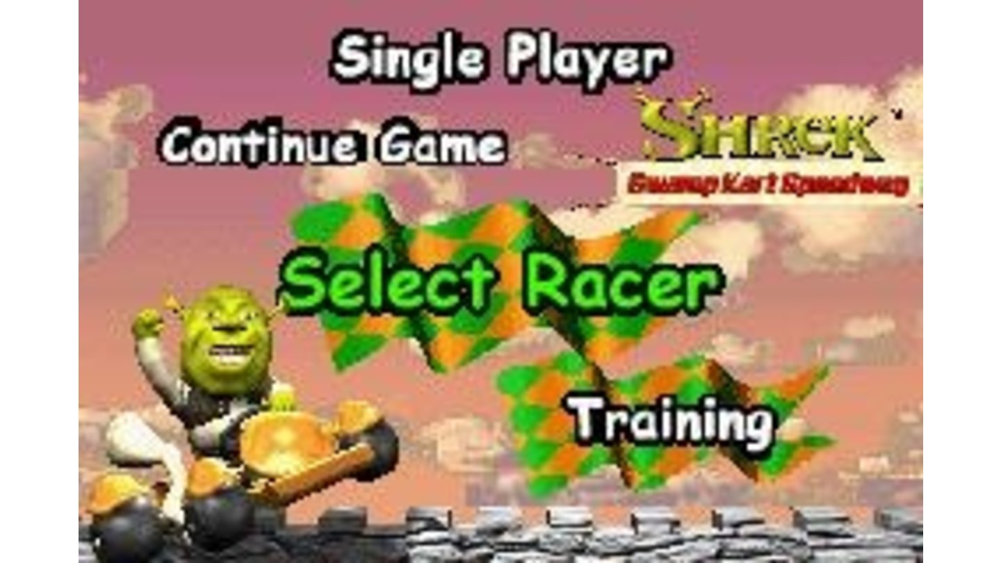 Single player modes