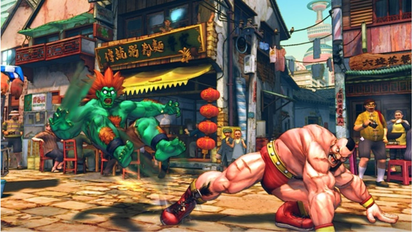Street Fighter IV 20
