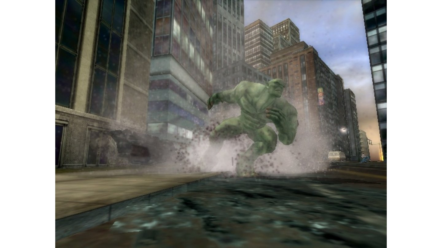 The Incredible Hulk Ultimate Destruction 11