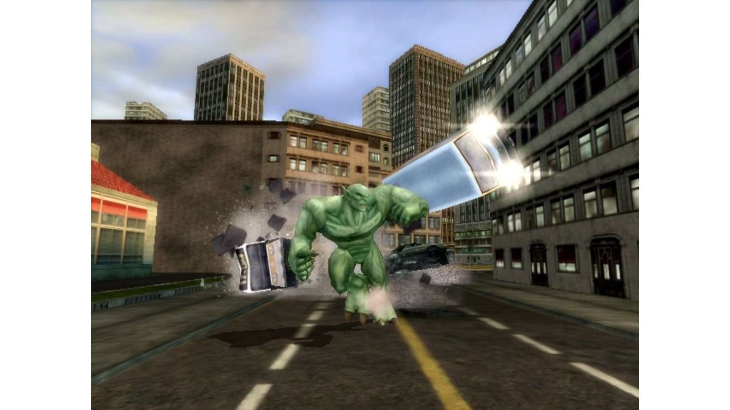 The Incredible Hulk Ultimate Destruction 1