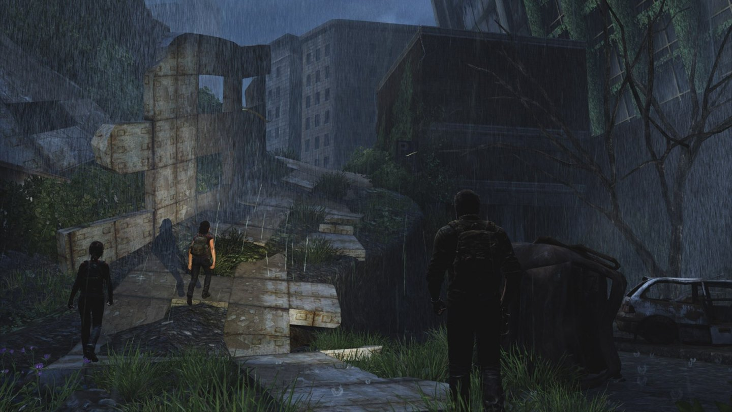 The Last of Us - Screenshots