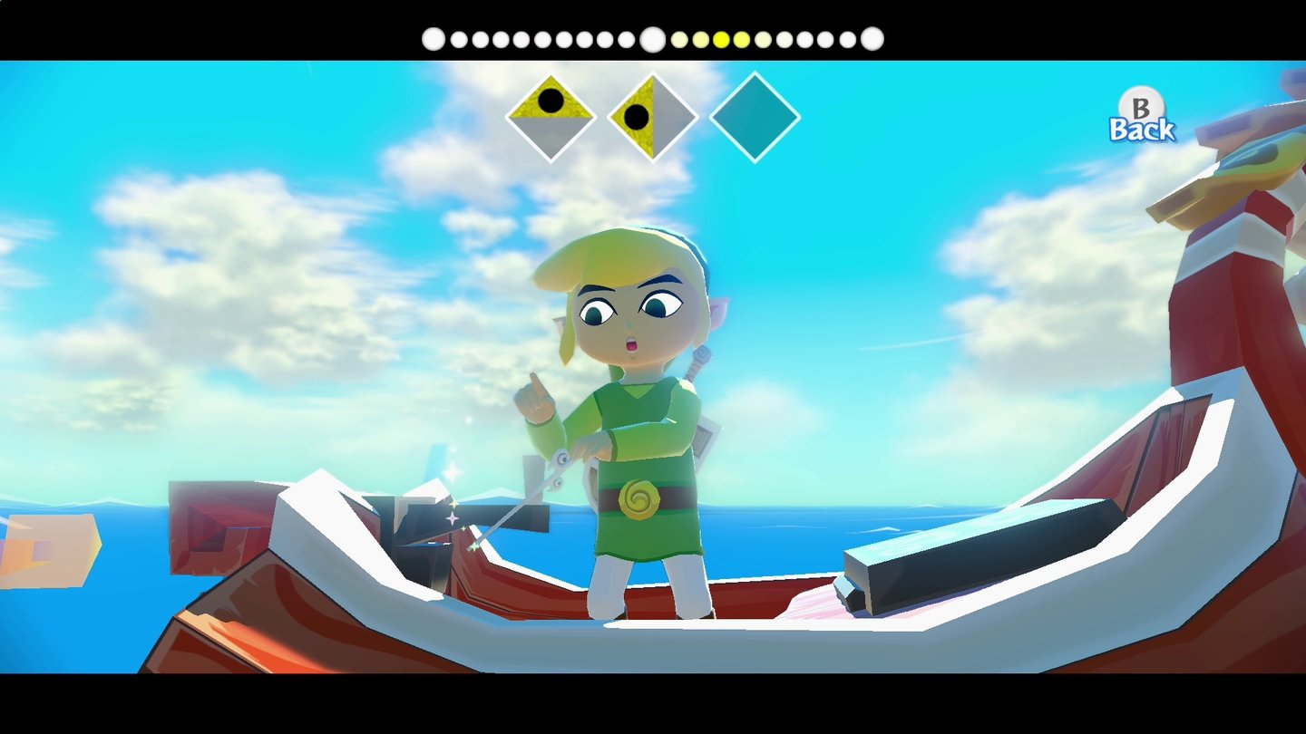 The Legend of Zelda: The Wind Waker HD - E3-Screenshots