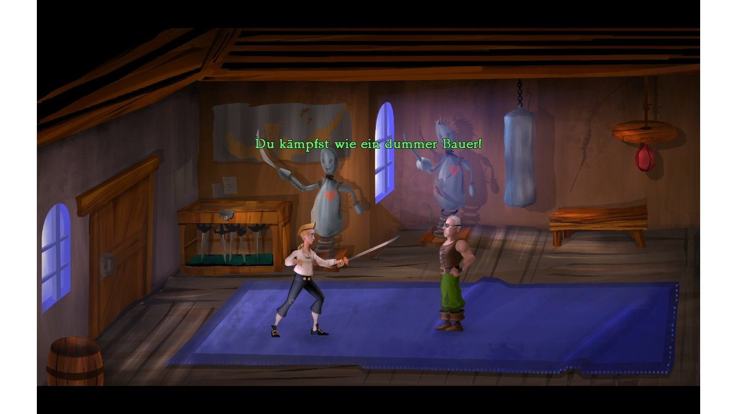 The Secret of Monkey Island SE - Testversion