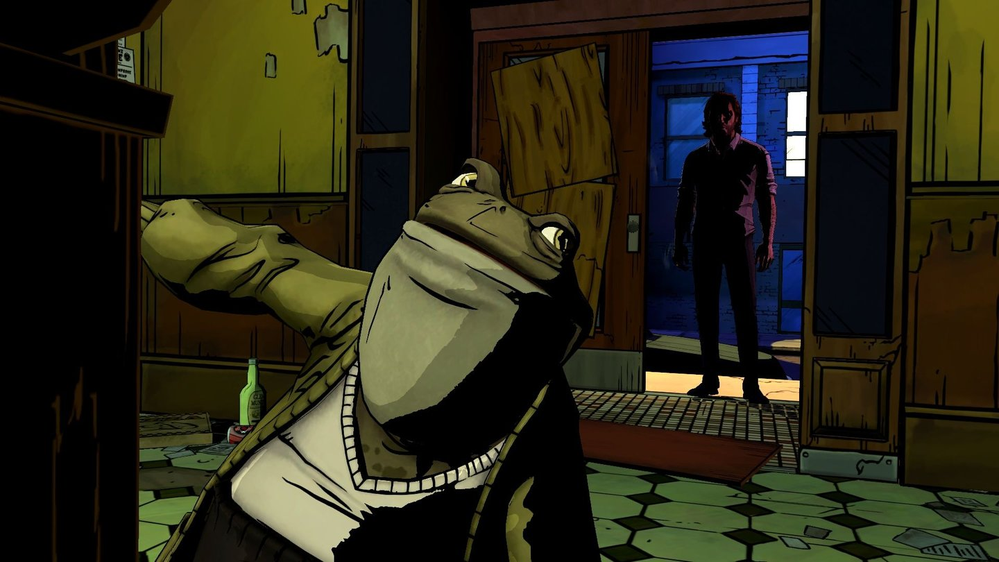The Wolf Among Us (PC-Version)