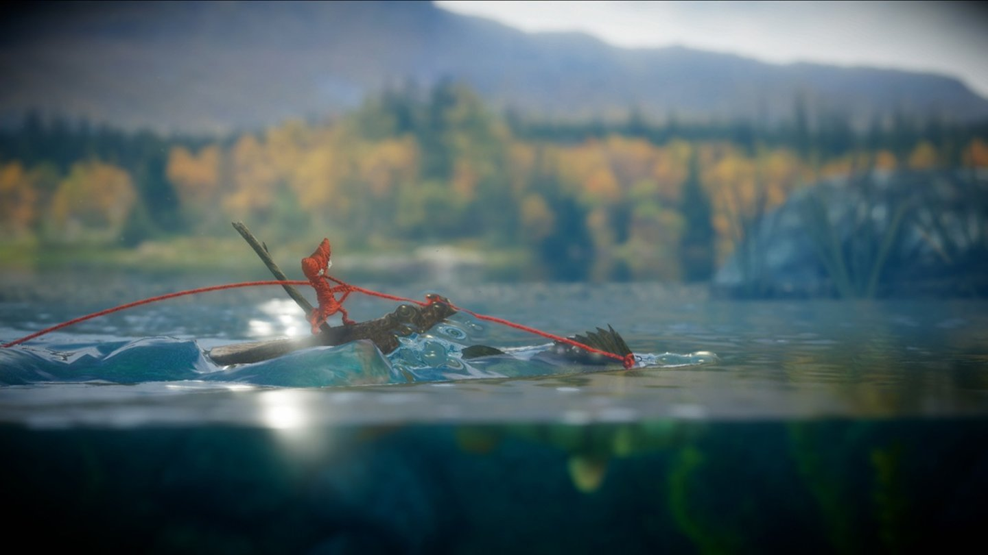 Unravel - Screenshots