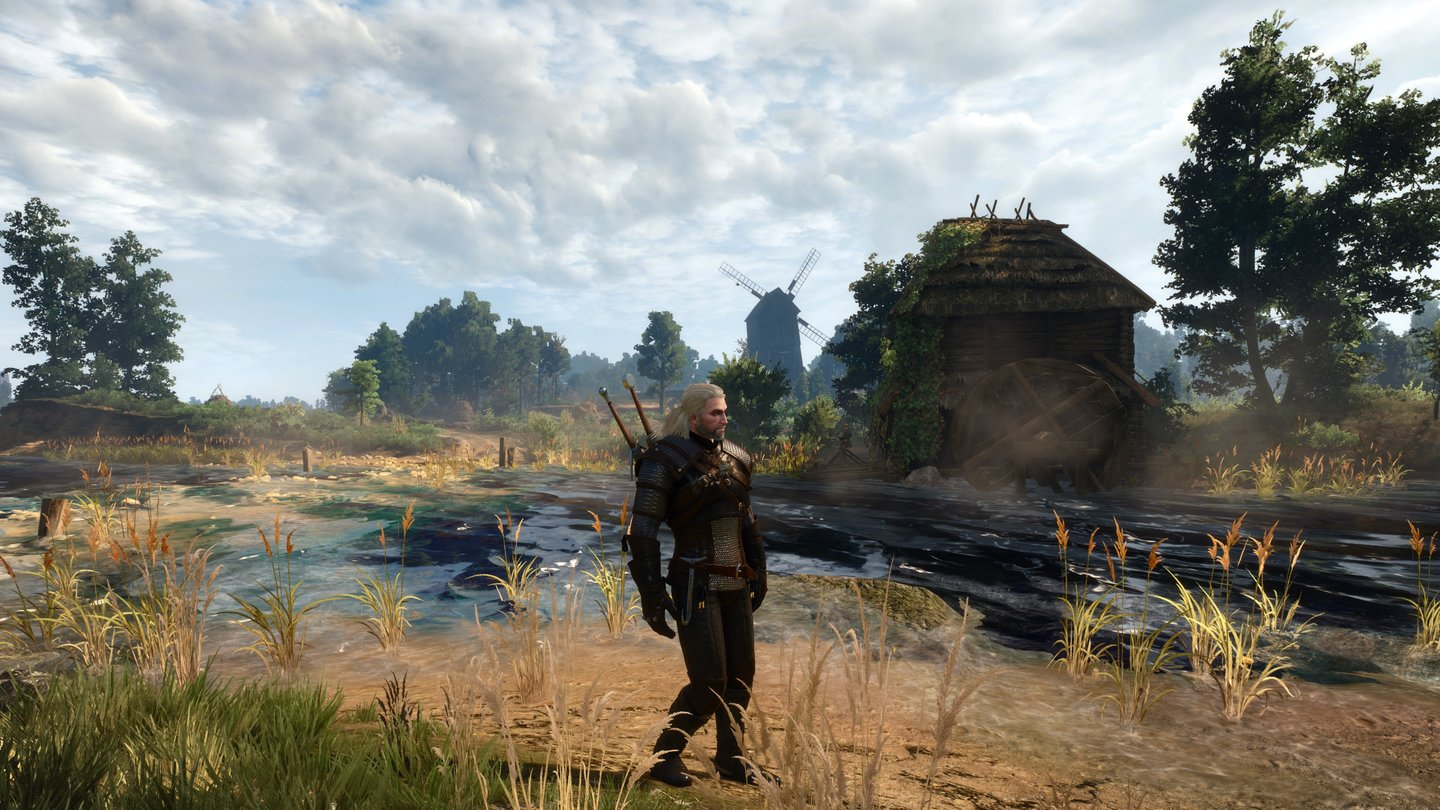 Witcher 3 in extrem - 4K 3 Mittags