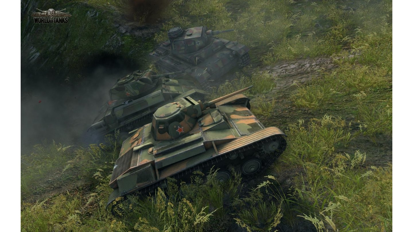 World of Tanks - Update 8.5