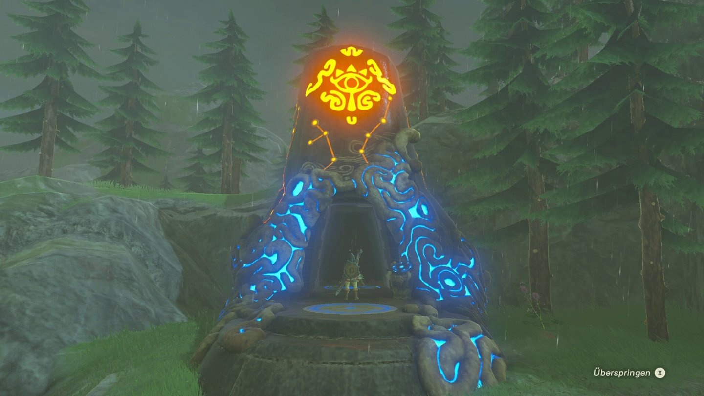 Zelda: Breath of the Wild