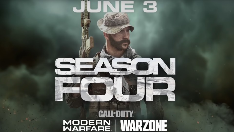 Ist das ein Scrapyard-Teaser im Call of Duty: Modern Warfare Season 4-Trailer?