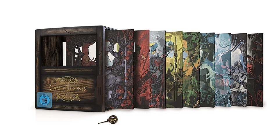 Game of Thrones Collector's Edition