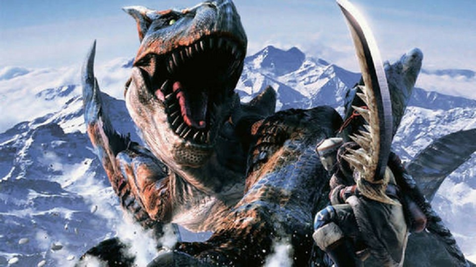 Monster Hunter World: 25 Minuten Gameplay.