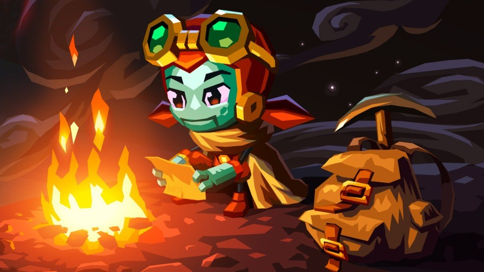 Steamworld Dig 2 für PS4, Nintendo Switch & Vita im Test.