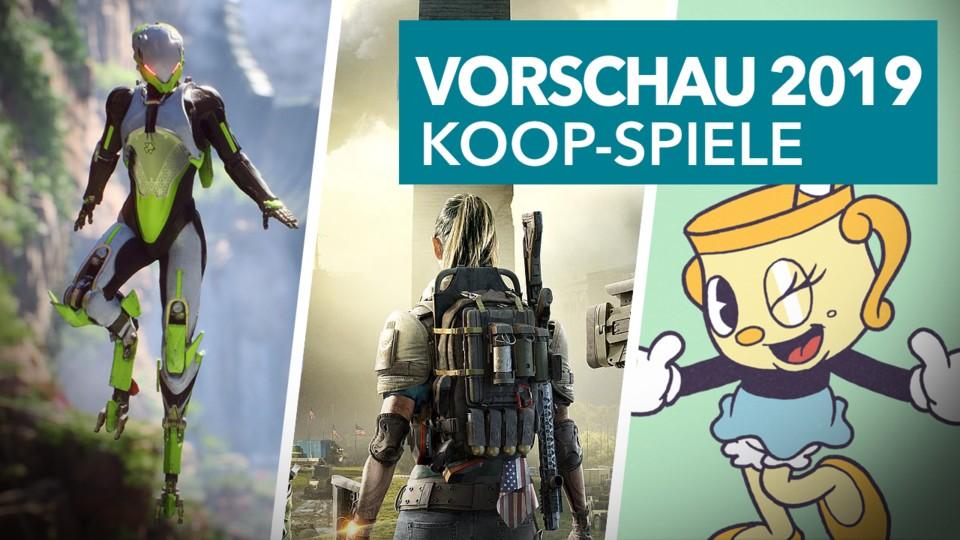 Online Koop Spiele