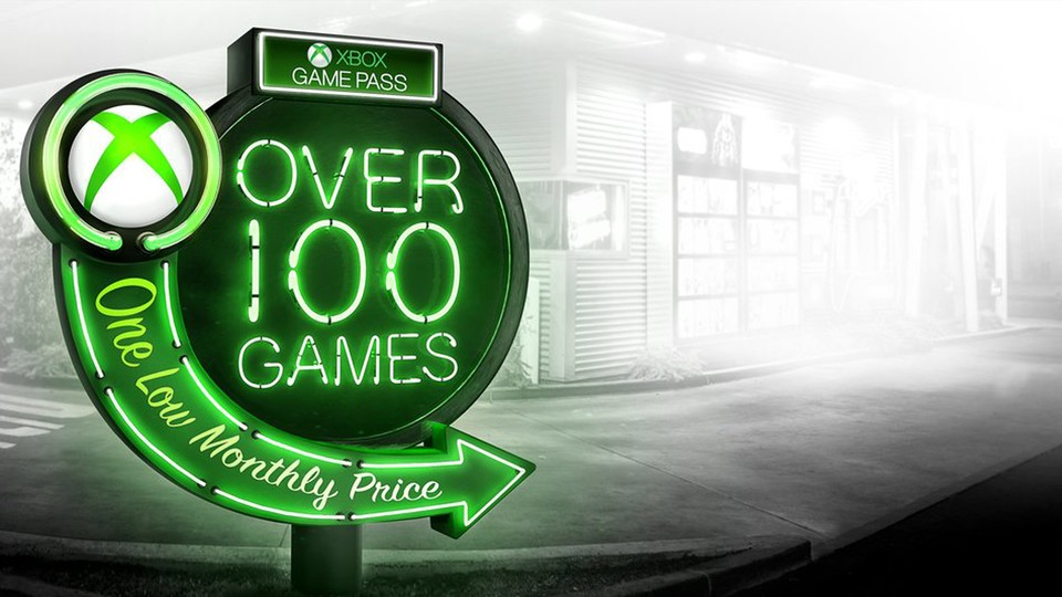 Xbox Game Pass im Oktober.