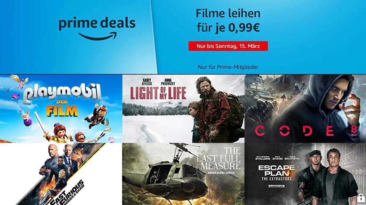 Amazon Prime Aktuelle Filme