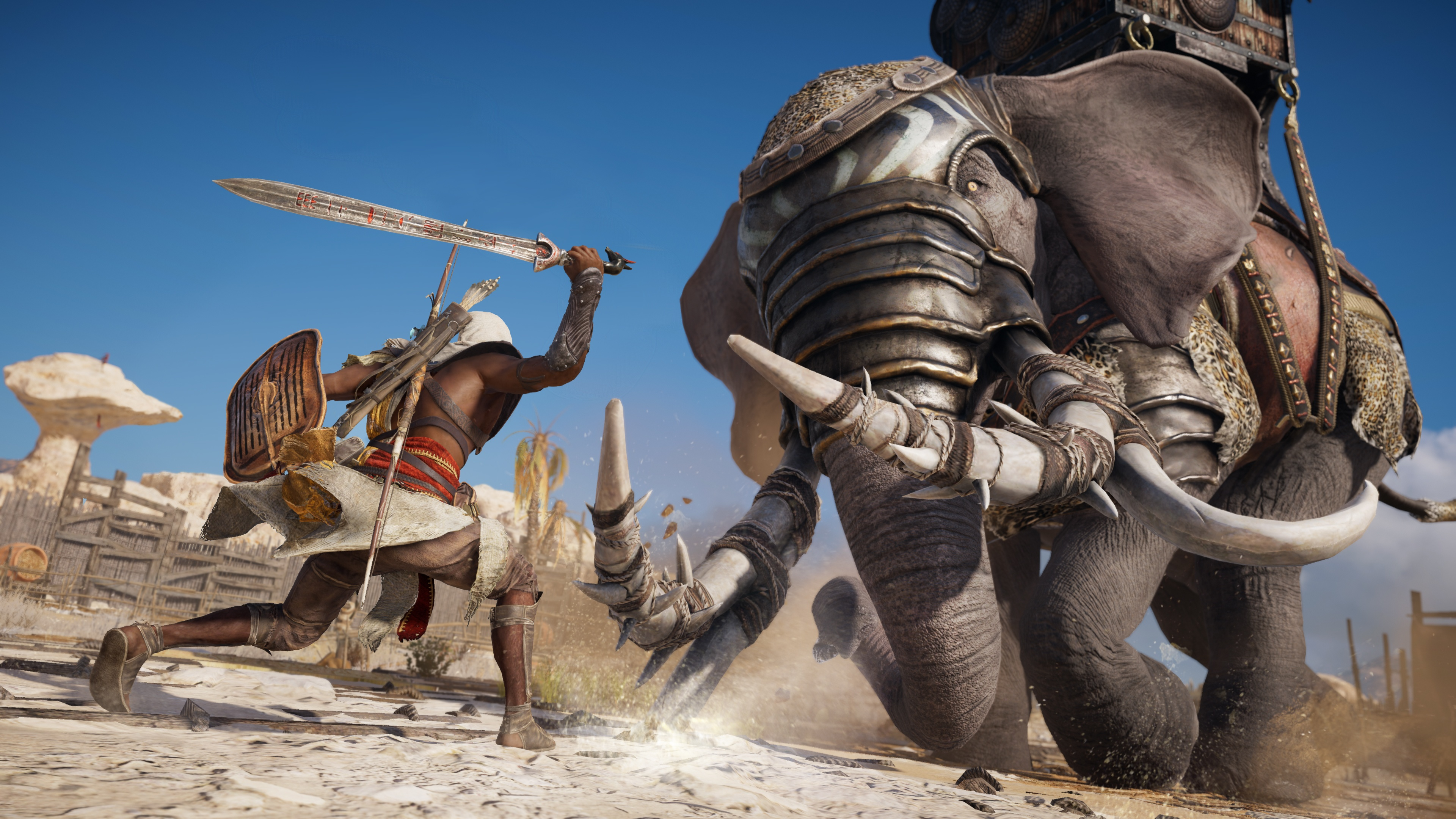 Assassin's Creed: Origins - GameStop veralbert Vorbesteller-Boni