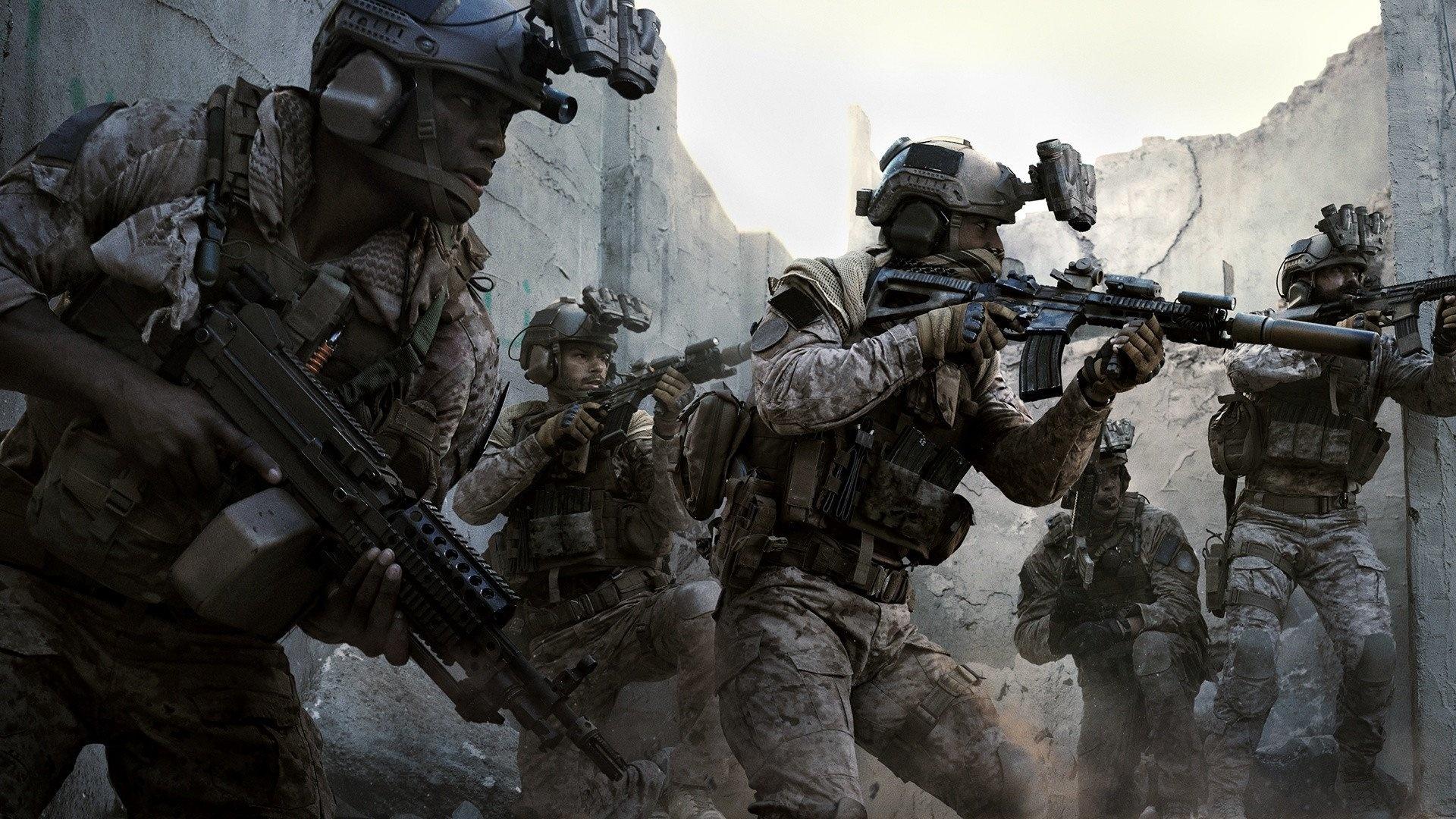 CoD: Modern Warfare - Neue Bodenkrieg-Playlist setzt auf Fußgänger