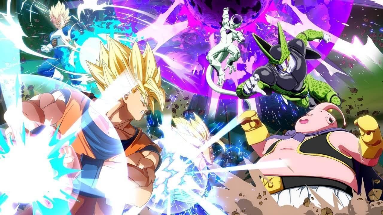 Dragon Ball Fighterz Alle Charaktere Attacken In Einer Liste