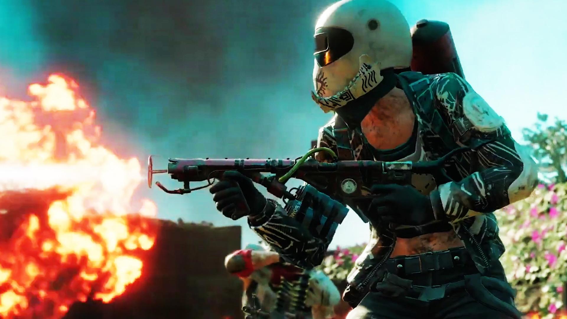 Wo Ist Unser Charakter Aus Far Cry 5 New Dawn Liefert Die Antwort